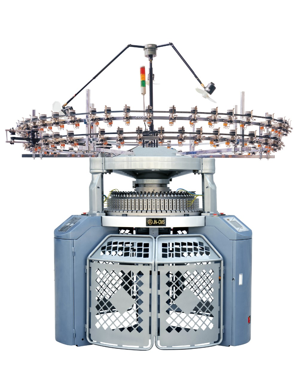 16 - 28 Feeder Machine Knitting , Circular Knitting Machine