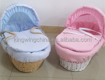 waffle cosy moses basket bassinet bedding set moses basket dressings - Bassinet Bedding