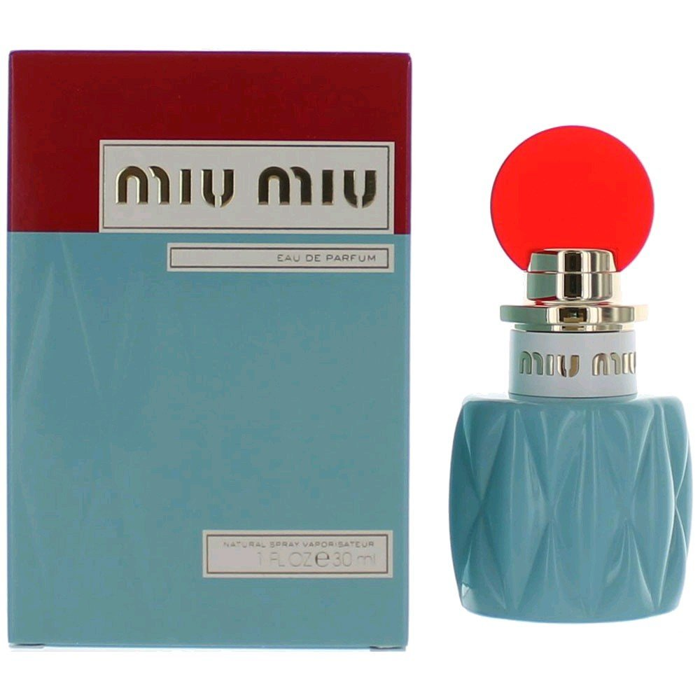 Miu Miu Women Eau De Parfum Spray 1 Ounce