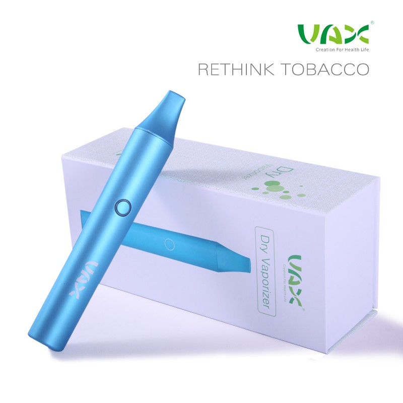 Promotional Chinese supplier to the United States hot 2600mAh battery Vax  evaporator dry herb vape pen