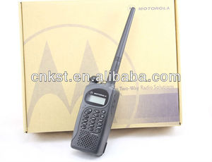 Front Panel Programming GP2000 GP-2000 Walkie Talkie