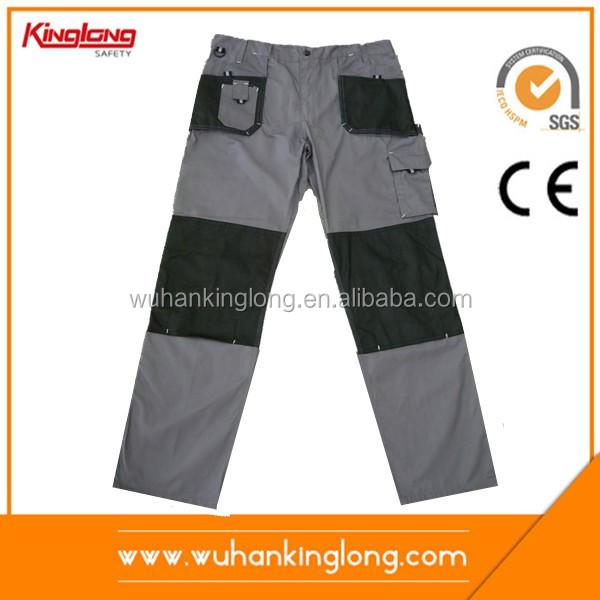 e33d9f5235 Baratos uniformes de trabajo en venta pantalones de trabajo pantalones con bolsillos  laterales