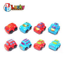 best gift promotion plastic pull back car toy with high quality