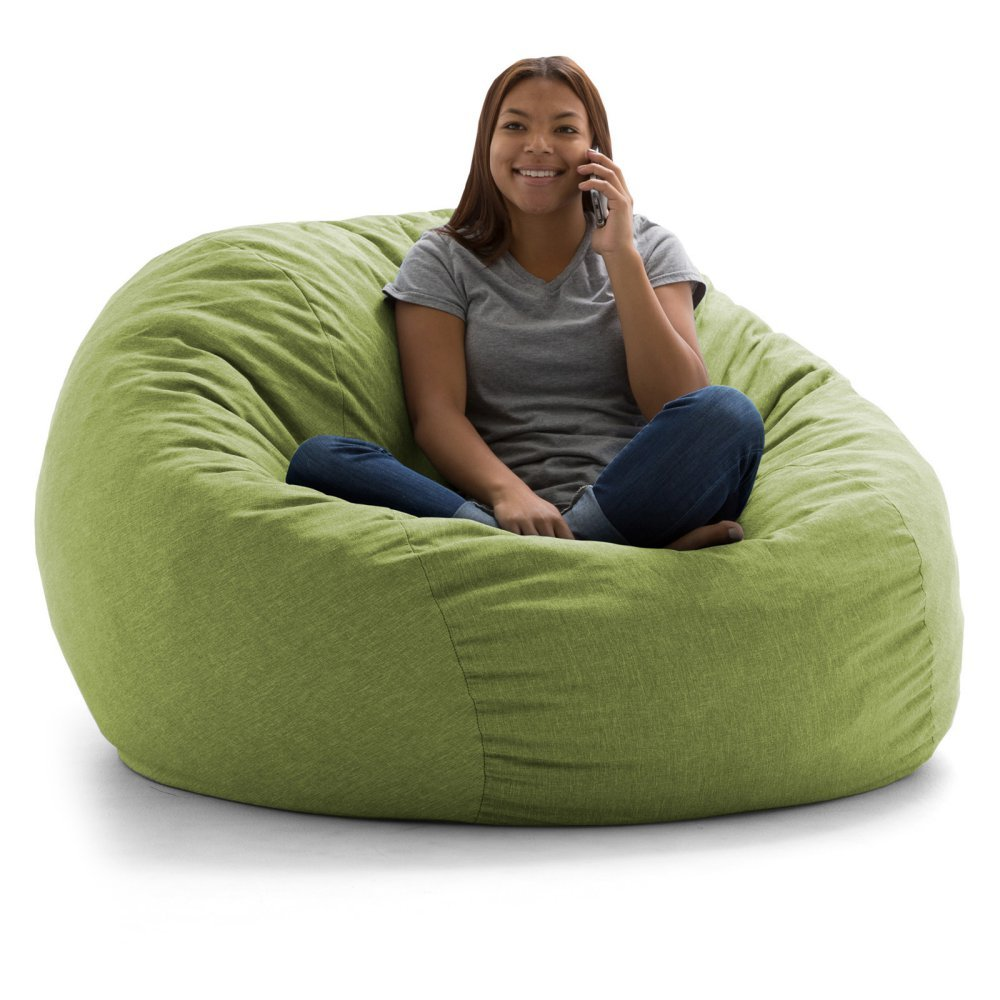 Amazing Buy Lux By Big Joe Imperial Fufton Union Bean Bag In Cheap Alphanode Cool Chair Designs And Ideas Alphanodeonline