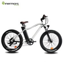 2016 Aimos hot selling TED-03 2000w mountain fat tire chinese a2b electric bike