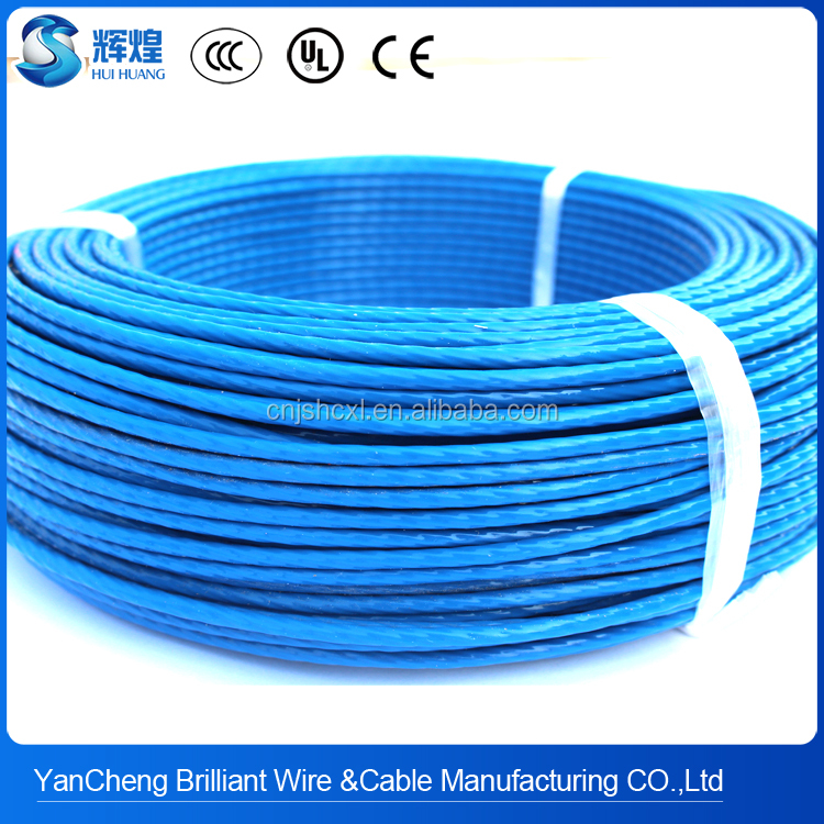 Strands ni Wire Teflon Insulated