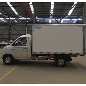 ebfe26f72f Refrigerated Box Body Conversions Vegetable and fish transport Refrigerated  Box Vans for sale