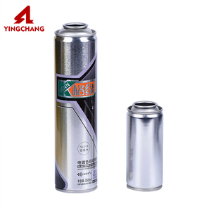 aluminum hair color empty aerosol spray cans