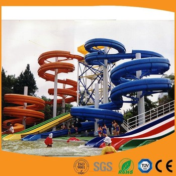 High Quality China Manufacturing Indoor Pools Slides Water Slides ...