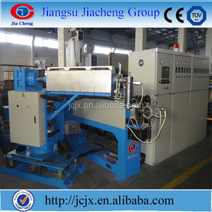 Electric Wire Two Layer or Two Color Insulated Cable Co-extrusion Line