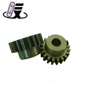 Exquisite good quality metal cnc custom industrial straight spur gear