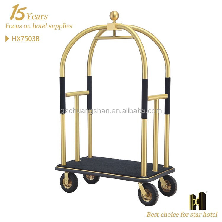 Airport Baggage Trolley, Airport Baggage Trolley Suppliers and ...