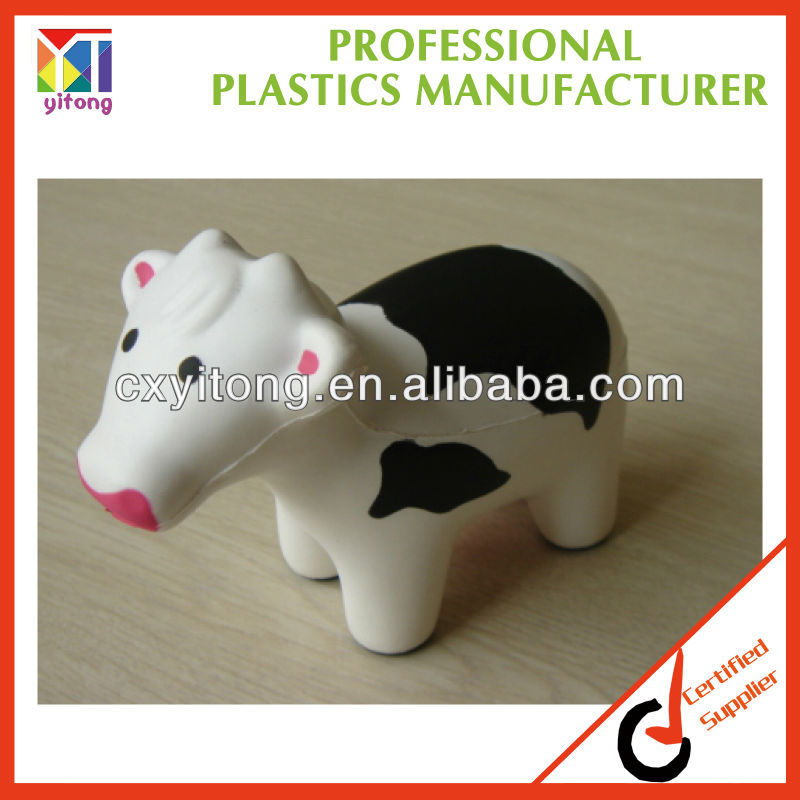 2013 New Promotional Gift,Anti Stress Cow