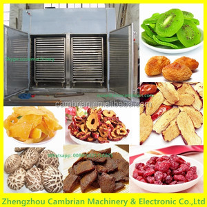 High efficiency stainless steel electric pork rind dryer for sale