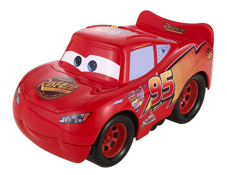 Disney/Pixar Cars Funny Talkers Lightning Mcqueen