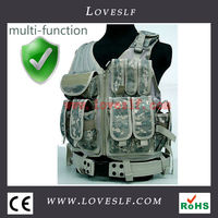 Wholesale latest design/high quality /camouflage/Military Plates Carrier Vest/Tactical/Bulletproof/training vest