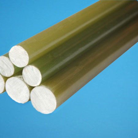 Heat resistant insulating epoxy resin FR-4 rod