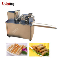 hot sale spring roll pastry making machine/small samosa dumpling pastry maker