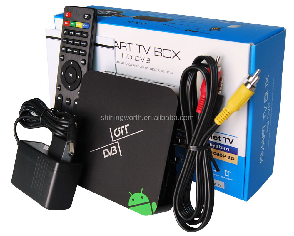 supply dual core mx Android 4.2 smart tv box with dvb-t2 receiver xbmc,dlna,miracast