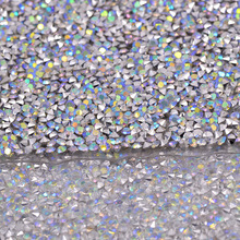 ss12 Crystal AB Rhinestone Trim Resin Crystals Beaded Applique Strass Mesh Banding In Roll For Jewelry Clothes Wedding Crafts