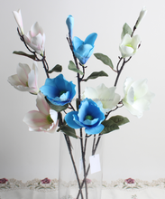 SJ2001005 Silk flowers artificial making for home decoration