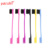 Yaeshii Beauty Plastic Double Sided Edge Control Dual Eyebrow Brush With Comb