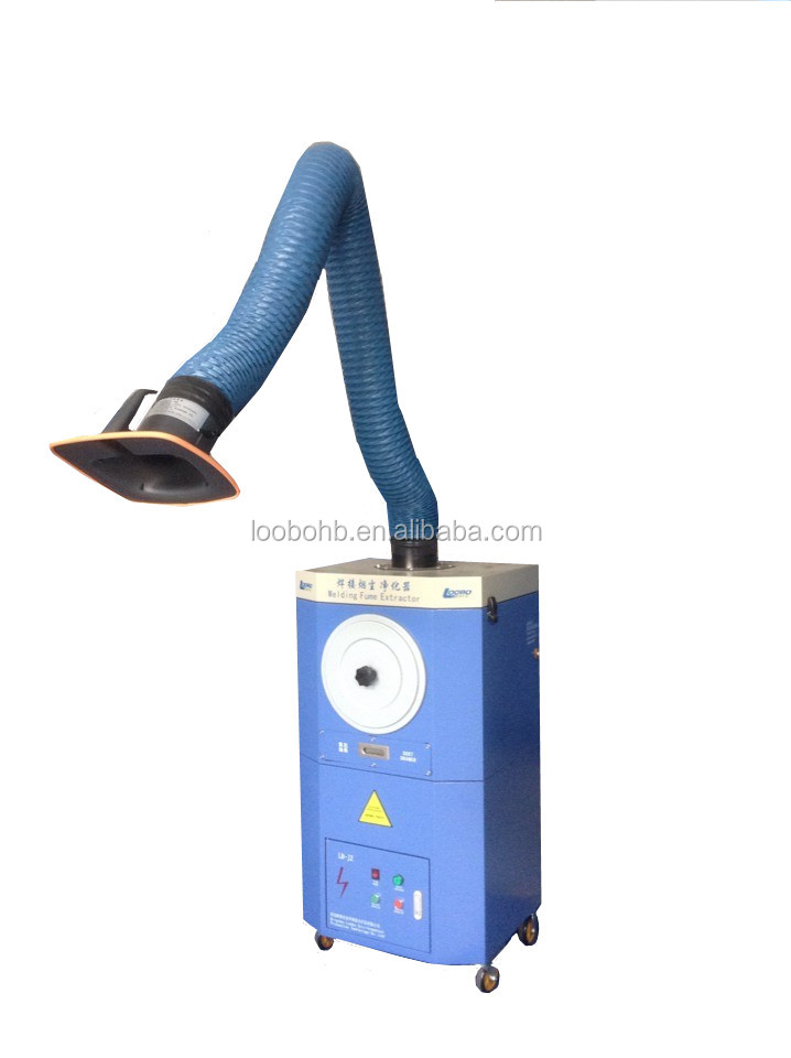 LB-JZ Welding fume extractor/moval and portable fume extraction system