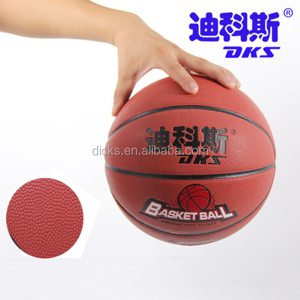 Professional Indoor Practice Basketball, PU Material Basketballs