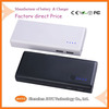 High quality cheap power bank portable power bank for iphone with LED flashlight
