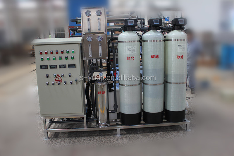 Reverse Osmosis System for Industrial Water Purification