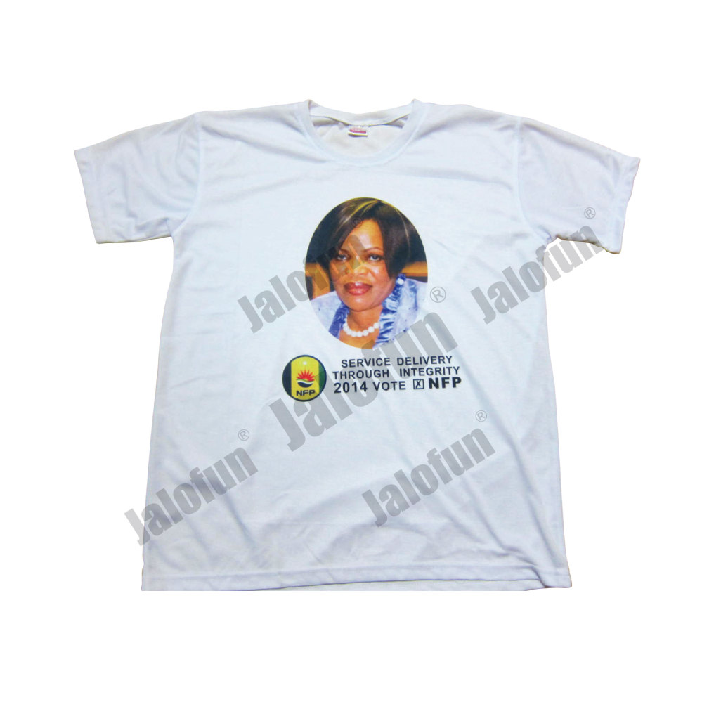 Digital Printing Sublimated T Shirt Wholesale Brand T