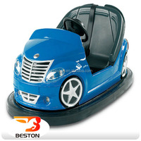 Kids Games Used Electric Driving Toy Kids Cars , Battery Car Bumper Car For Sale.