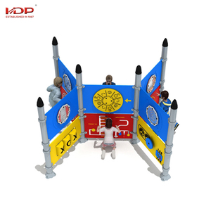 Customized children PE board outdoor playground equipment