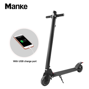 Factory directly price 6 inch Solid Electro Scooter Self Balancing Two Wheel Electric Scooter for Adults