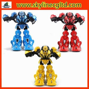 Hot Sale Model RC fighting Robot Toys RC battle robot for kids