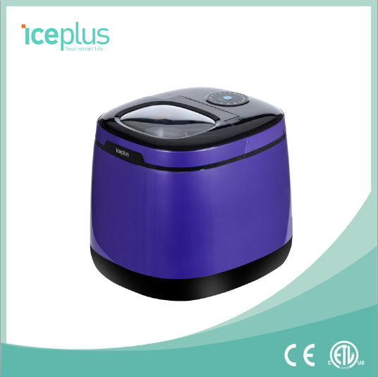 Countertop commmercial ice maker, portable ice maker from factory
