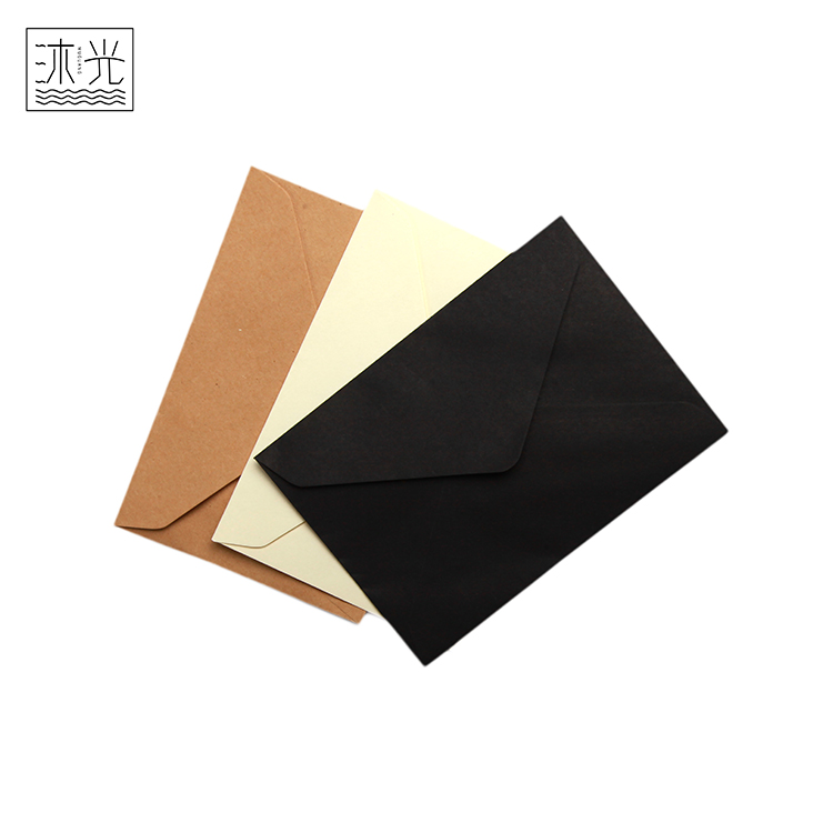 Hight Quality Products Custom Size Multi Color Kraft Paper Envelopes