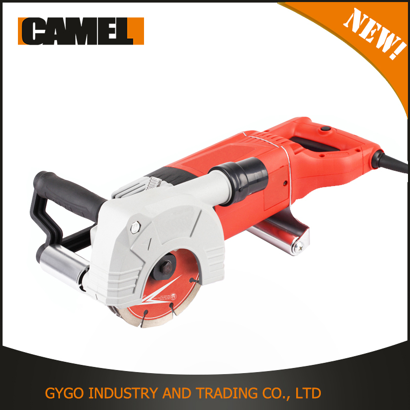 2400W Industrial Wall Saw Machine Brick Wall Cutting Tools wall chaser
