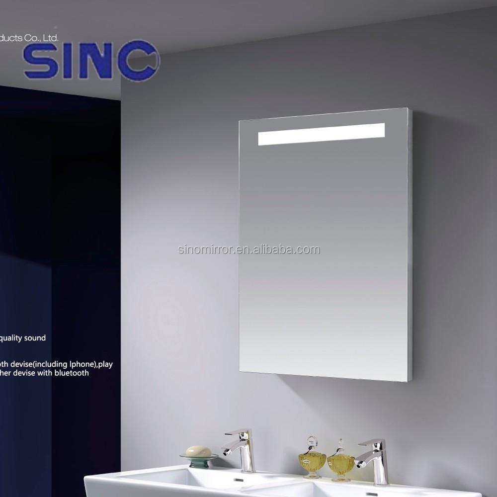 Arenado Espejo Diseños Led Ducha Espejo Para Baño - Buy Product on ...