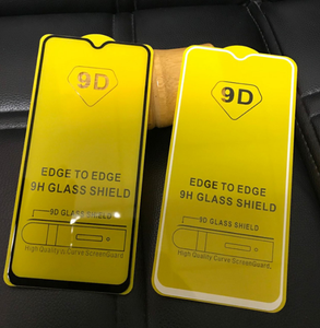 Two-Strong Silk Printing Full Glue 5D 6D Tempered Glass Screen Protector For Redmi Note 7Pro,9D Glass for Redmi Note 7 Pro