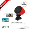 Portable bluetooth wireless speaker/outdoor speaker with waterproof function