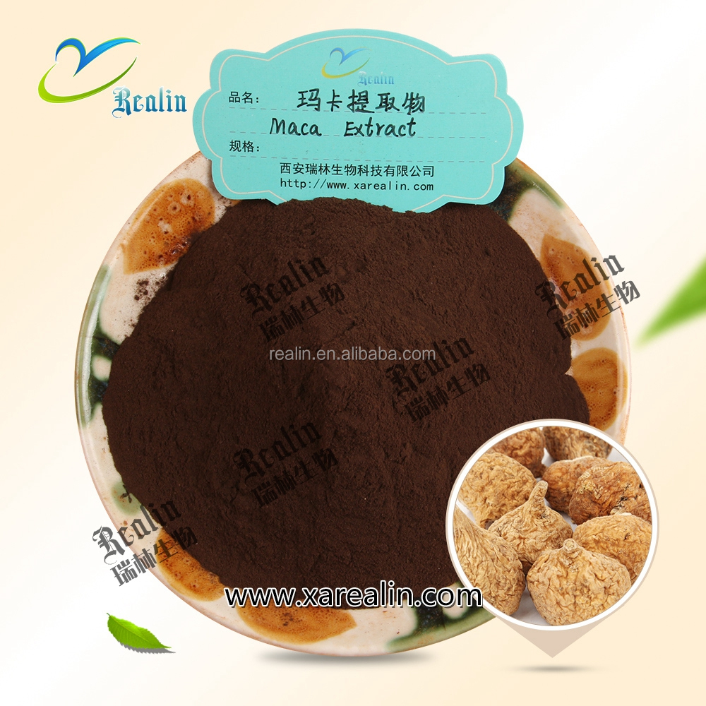 Top quality Black Maca extract root powder 50:1