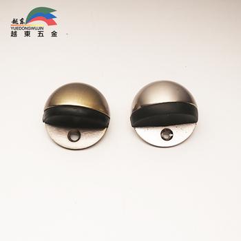 YUEDONG Rubber Silent Buffer Door Touch Nail Free Collision Avoidance  Security Indoor Door Resistance 90