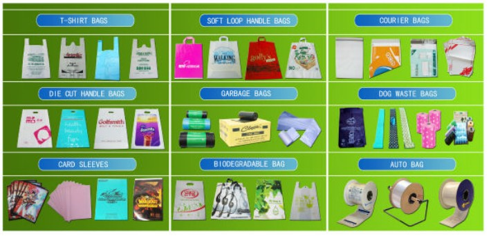 China's Best Selling Plastic Biodegradable Garbage Bags,Oxo Epi ...