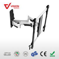 VM-LT25M F-06 Adjustable Wall Mount LCD TV Stand