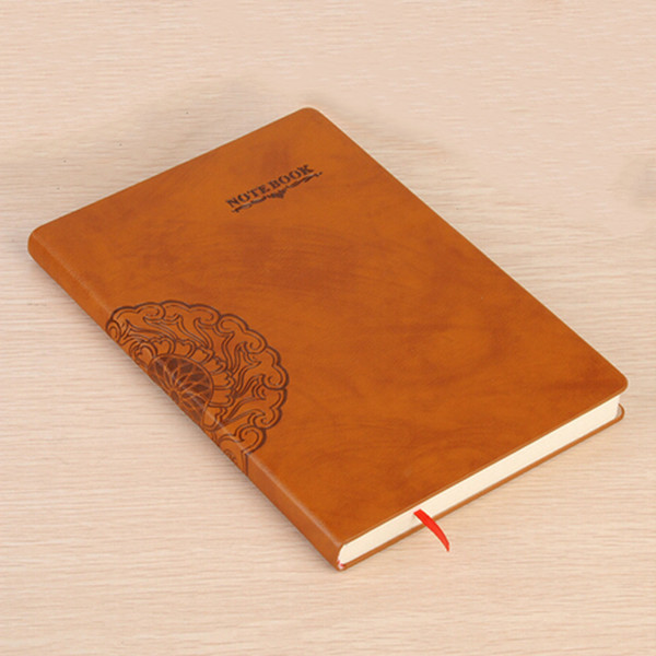 A5 Hardcover leeres Papier billiges Notizbuch
