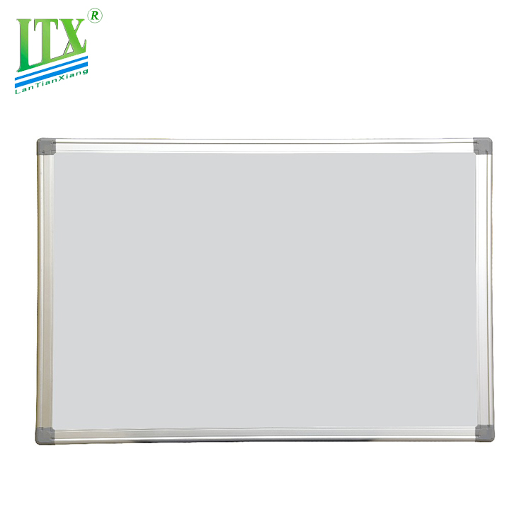 Good design wall mounted teaching magnetic whiteboard,portable writing board