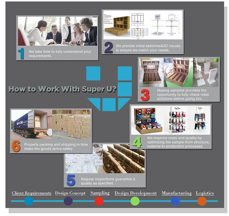 Fashion Retail Men Clothes Shop Decoration Wood Shopfitting Store Display Ideas