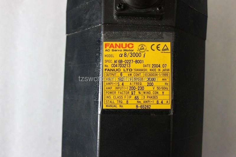 A buon mercato A06B-0227-B001 servomotore Fanuc Commercio all'ingrosso, produttore, produzione