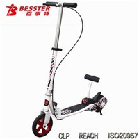 BESSTER JS-008A Outdoor Kids Folding Bike Mini Scooters Cheap Kick Scooter / 2 wheel balance scooter